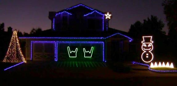 קישוט בית לחג המולד / מתוך: youtube